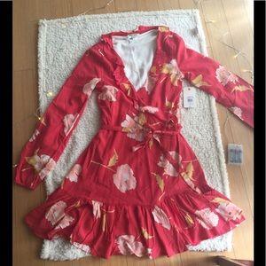 Billabong Ruff Girl Dress